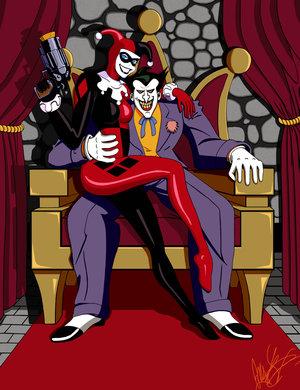 Harley Quinn y The Joker