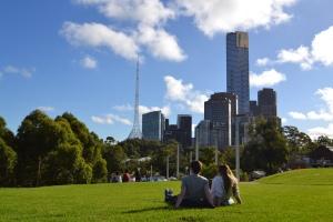 Melbourne enamora.